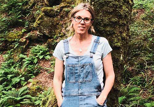 Forest bathing – Claire Branigan