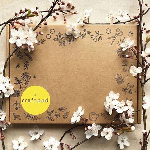 spring crafting box