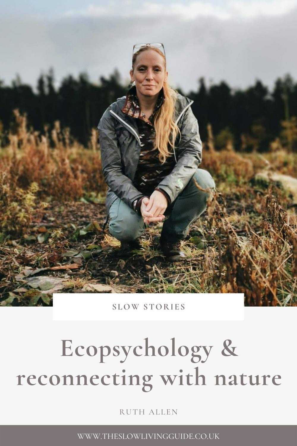 pin image interview with ruth allen about ecopsychology