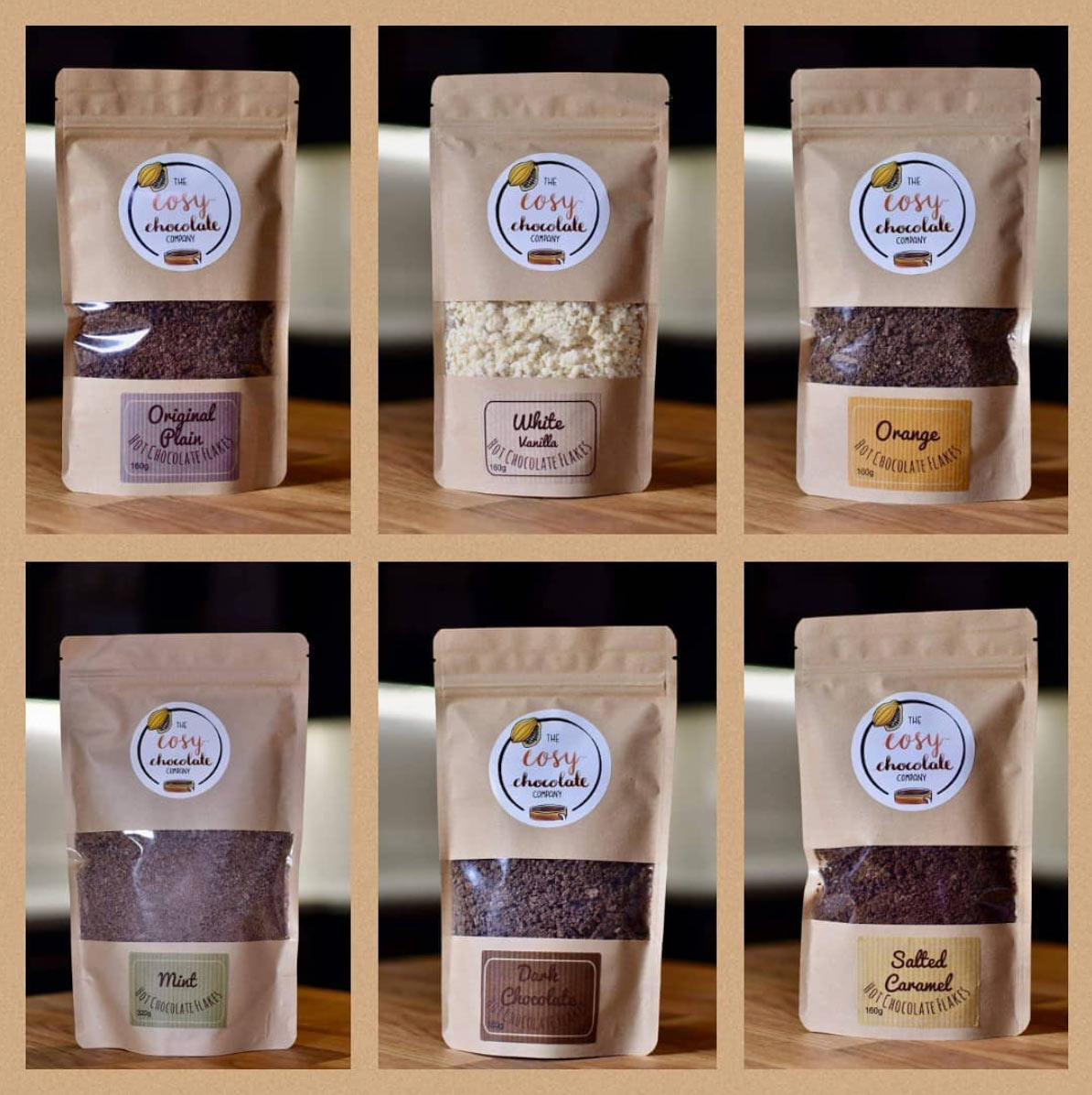 The Cosy Chocolate Co.