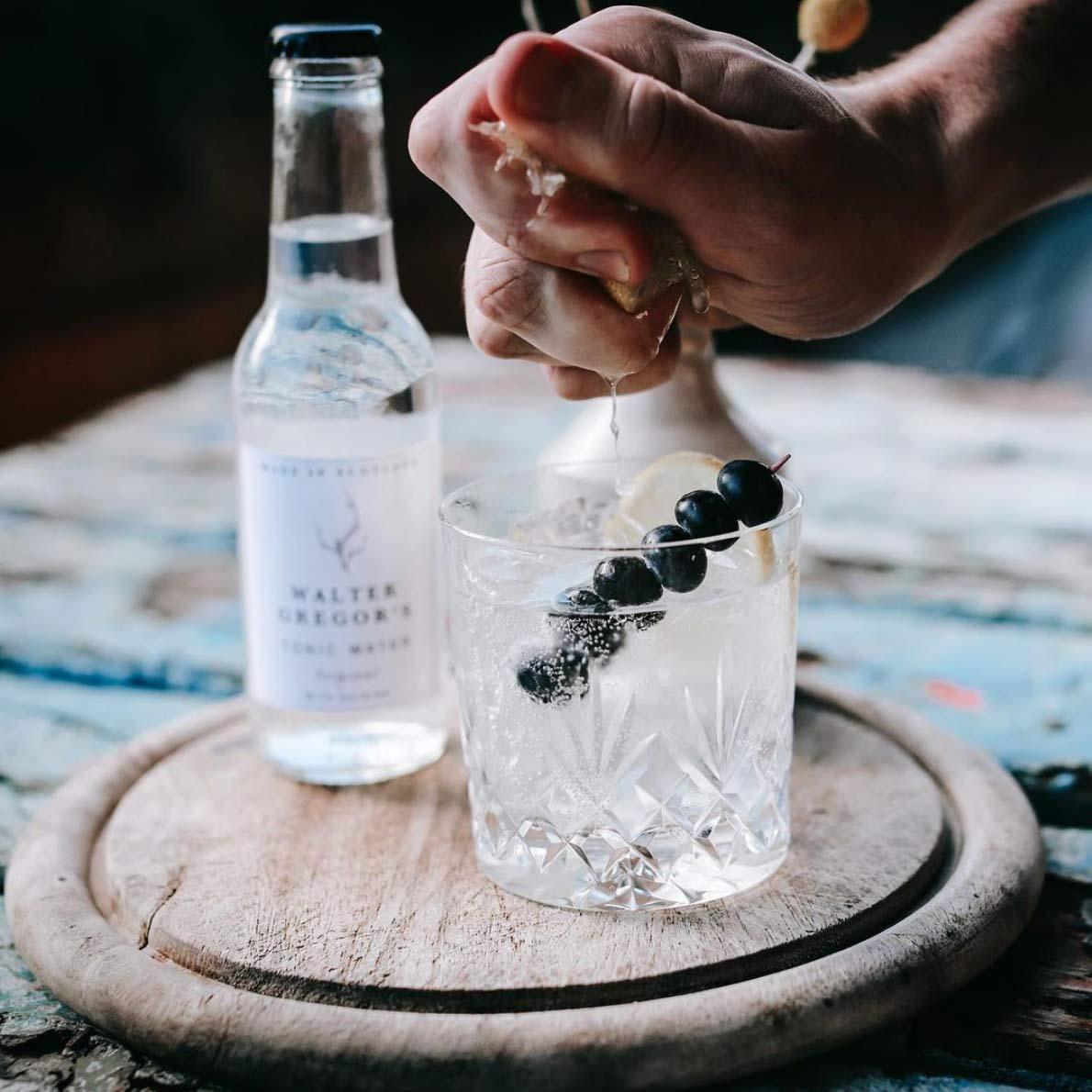 Walter Gregor's Tonic Water